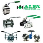 ALFA valves, produced in carbon steel, stainless steel and special alloys, are utilised in various industrial fields for fluid control, in both gas and liquid form, in all sectors of plant engineering, cosmetics, detergents, food industry, electric energy, pharmaceutical, gas and GPL, chemical plants, petrochemical plants, oil, heating/air conditioning and in all markets worldwide as also on ships, ferries and marine oil platforms.