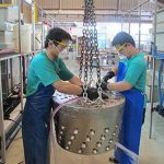 We offerElectroless Nickel Coating Services in Singapore. Electroless Nickel Coatings are alloys of nickel and phosphorus (3% to 12%) produced by autocatalytic chemical reaction at elevated temperature from acidic solution.