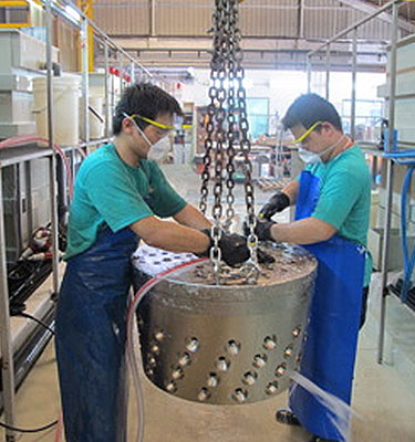 We offerElectroless Nickel Coating Services in Singapore.