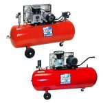 Power up your pneumatic equipment and machines with the latest, oil and oil-free types of industrial air compressor from G & L Hardware Marketing Pte Ltd. Boasting motor ratings of up to 7.5HP and airflow rates ranging from 250 to 830Litres/min, our units are available with Mom-certification. Reliable and energy-efficient, FIAC air compressors are ideal for commercial-type applications. Browse through our selection below to find out more about our air compressors.