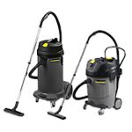 We offer a wide array of Karcher domestic and industrial vacuum cleaners. Powerful and energy-efficient, our wet/dry vacuum cleaners and hot/cold power washers are suitable for domestic and industrial purposes.