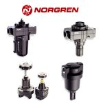 The highly developed technology of the Norgren-Herion is characterized by many years of experience and the use of materials that are constantly being developed. Norgren-Herion is at the forefront of pneumatic motion and fluid control technology, providing a wide range of solenoid valves, component parts, and control systems capable of withstanding extreme climate conditions for chemical and petrochemical.
