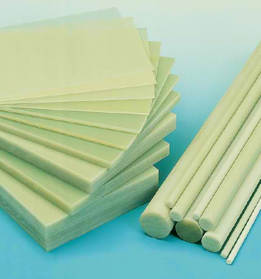 G-10 and G-11 Glass Epoxies are used in electrical insulation of appliance lines, electronic lines and mechanic lines.