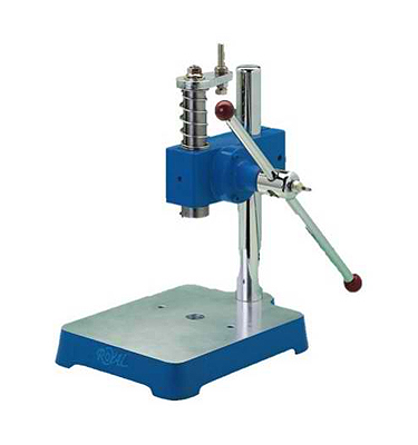 Royal Hand Press has a wide range of uses while it is generally utilized for light duty processes.
