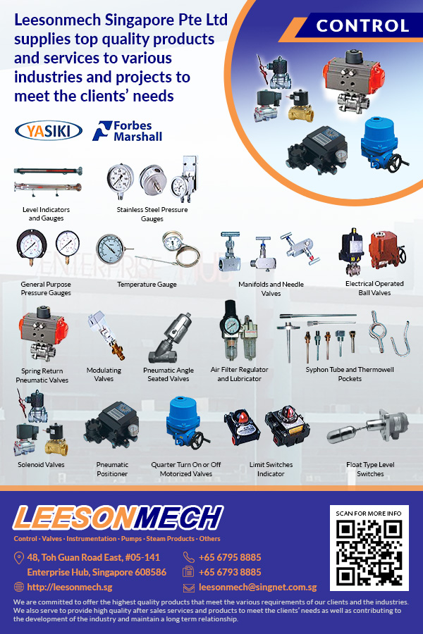 Leesonmech Singapore Pte Ltd