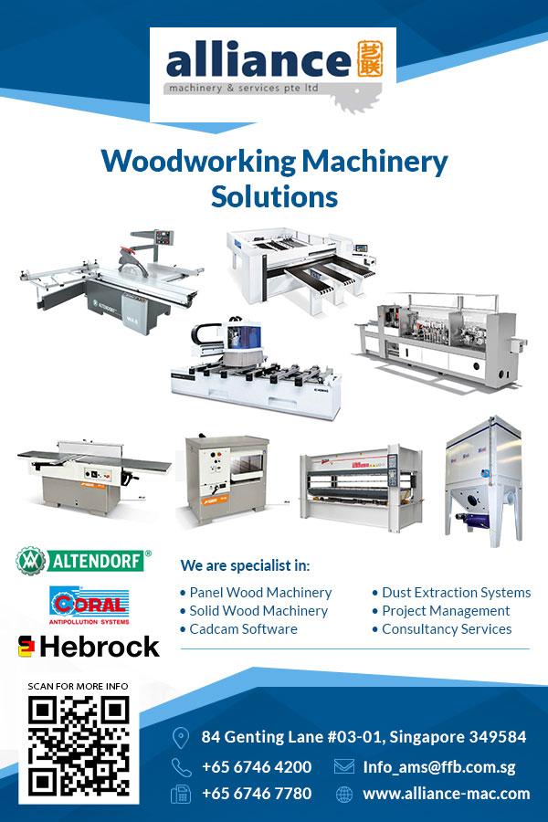 Alliance Machinery & Services Pte Ltd