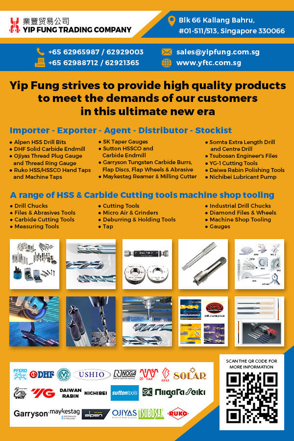 Yip Fung Trading Company was established in 1976.