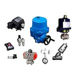 Leesonmech Singapore Pte Ltd offers Yasiki Electric Rotary, Pneumatic Actuated Valves