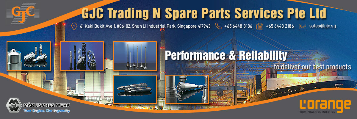 GJC Trading N Spare Parts Services Pte Ltd