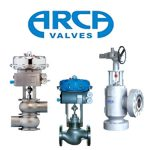 ARCA Regler (Germany) manufactures pneumatically and electrically-activated control valves for over 100 years. Their products are used in various industrial applications such as power station construction, chemical plants, pharmaceutical, foodstuff production and steelworks.