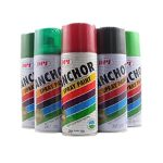 We offer ozone friendly, premium quality and quick drying ANCHOR Aerosol Spray Paint available in various colors ideally used for coating and painting different surfaces like signages and displays.