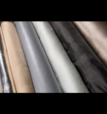 Our product range of  fabrics composed of fire resistant and high temperature materials.