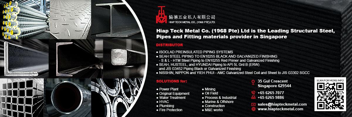 Hiap Teck Metal Co (1968 Pte) Ltd