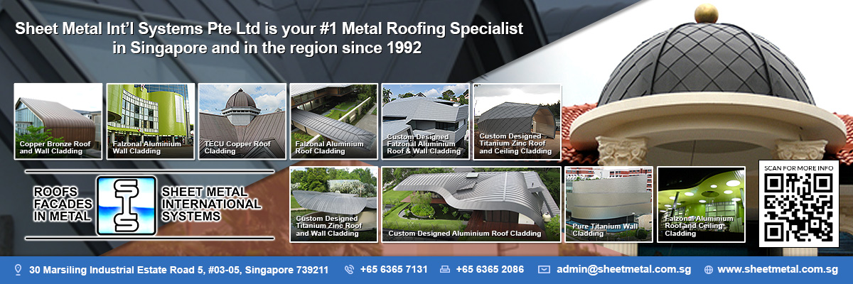 Sheet Metal International Systems Pte Ltd, Singapore was set-up in 1992 and is presently headed by its Managing Director, Karl Seuffert since 1995.