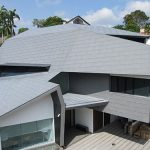 Sheet Metal International Systems Pte Ltd specializes in Custom Designed Falzonal Aluminium Roof & Wall Cladding.