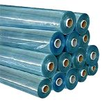 We offer various types of PVC (Polyvinyl Chloride) Film in Roll.