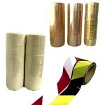 We offer various types of Tapes in different thickness and sizes.