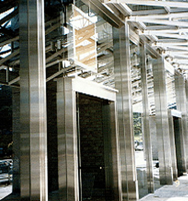 We design, fabricate & installArchitectural and Stainless Steelworksfor construction, pharmaceutical plants, water sewage / treatment plants, power plants & other industrial plants.