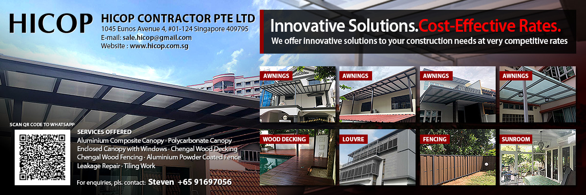 HICOP Contractor Pte Ltd