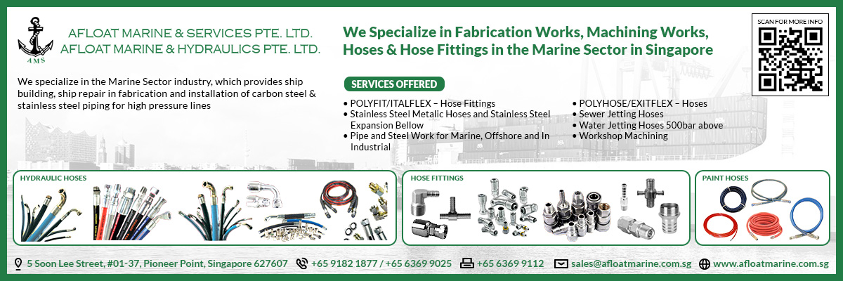 Afloat Marine & Services Pte Ltd