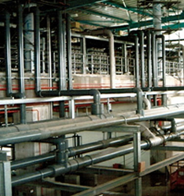 We supply & installprocess piping systemsfor pharmaceutical plants, water sewage, treatment plants & other industrial plants.