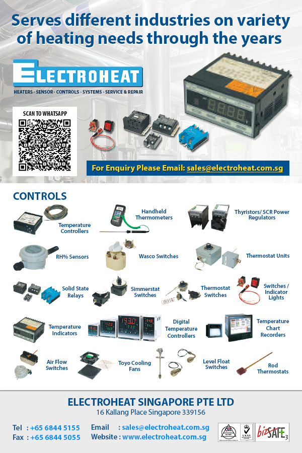Electroheat Singapore Pte Ltd