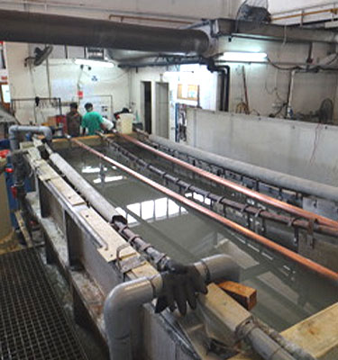 Our company offersZinc Plating Service.