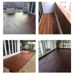 Nothing beats the look of natural timber. If you are looking to enhance the deck of your home, garden, commercial, or retail property in Singapore, Goodhill Enterprise (S) Pte Ltd. offers top-quality Natural Timber Decking to match your needs. Our Natural Timber Decks are stained with high-end varnish and sealant, giving it a natural, sophisticated look which is also pleasant to walk on.