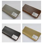 At Goodhill Enterprise (S) Pte Ltd., we offer Slim Profile PVC Skirting &Aluminium Trim boards for any type of floor in Singapore. Our Slim Profile PVC Skirting &Aluminium Trim boards are easy to fit and easy to customize, which means that they can be made to match any type of floor.