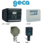 Geca (Italy) offers solutions for all gas safety systems, with products such as central units, detectors, and output devices. Product ranges from a small scale to a large-scale system.