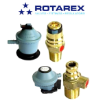 Rotarex SRG (Germany) with 90 over years experience and presence in 65 countries, is the world leading producer of very high-quality gas control products especially gas cylinders regulators and valves.