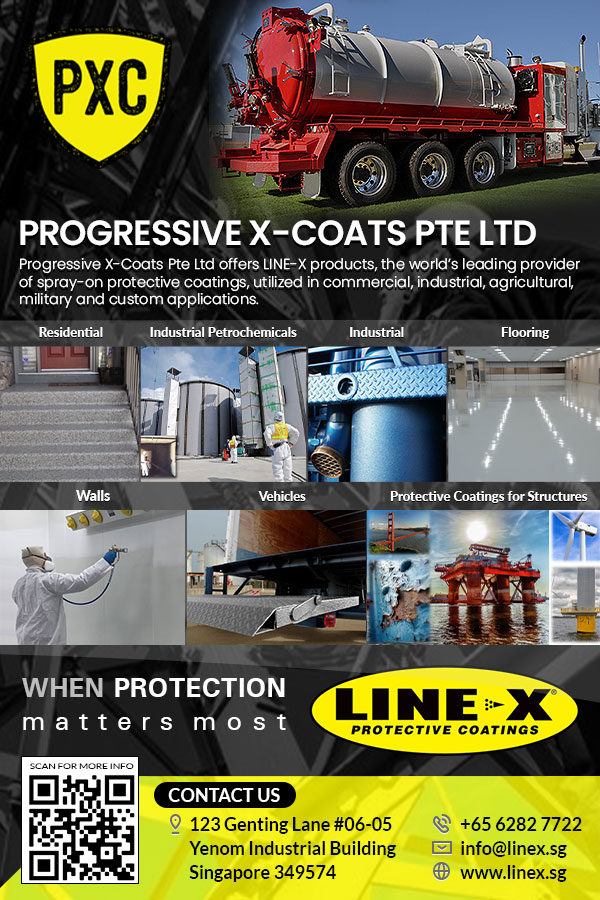 Progressive Industrial Equipment Co Pte Ltd is one of Singapore's oldest and most established safety equipment provider, having been founded in 1972 with the intent of servicing our young nation's booming construction and oil & gas industries.