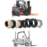 Repair services for your forklift are also well within your reach. We have specialized technicians who possess in-depth knowledge of methods on how to fix various forklift problems. They also have plenty of experiences to ensure that your forklifts have suitable high-grade performance tyres from our product line. We get the job done effectively and efficiently.